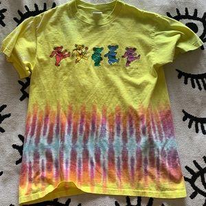 Vintage Tie Dye Grateful Dead Tshirt